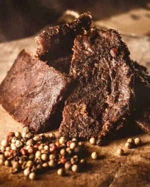 beef jerky, meat snacks, spicy